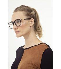 armação de óculos feminina quadrada