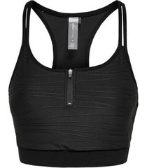 overhemd only play zip detail sports bra 15201820