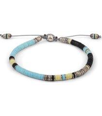 the boho bracelet black