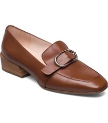 c-6312 iseo loafers låga skor brun wonders