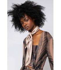 akira solid lightweight scarf