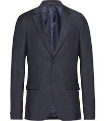 bs nashville blazer colbert blauw bruun & stengade