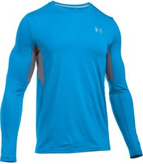 sueter under armour ua coolswitch-azul/gris
