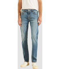 jeans slim tapered eco fsig denim guess