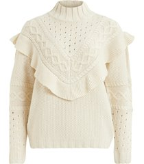 milla l/s knit top