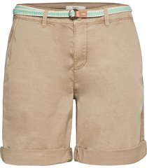 shorts woven shorts chino shorts beige esprit casual