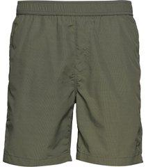 casual swim shorts badshorts grön lindbergh