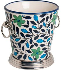 balde de gelo de cerâmica bloom