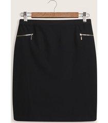 falda con cremalleras en frente-22