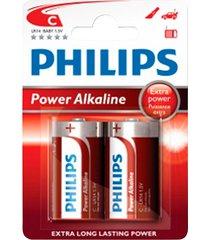 power alkaline c lr14 2-pack