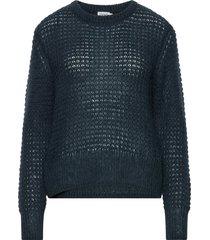 helen mohair sweater gebreide trui blauw filippa k