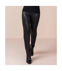 legging feminina cirrê rovitex preto
