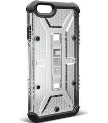 estuche carcasa urban armor gear uag oem modelo maverick para iphone 5  - transparente