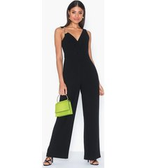 forever new hardware trim jumpsuit jumpsuits