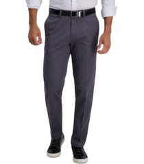 haggar men's premium comfort classic-fit stretch dress pants