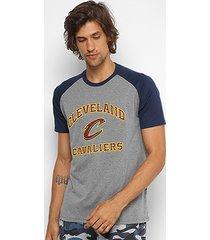 camiseta nba cleveland cavaliers 17 masculina