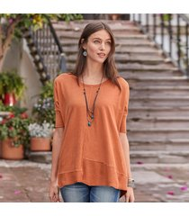 easygoing charms top