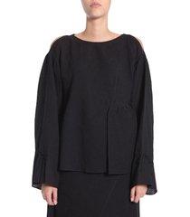3.1 phillip lim crêpe blouse