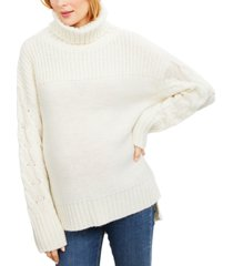 pietro brunelli maternity cowl-neck sweater