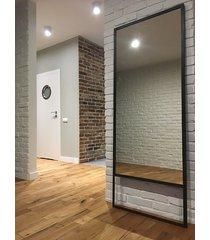 lustro asal -industrialne minimalistyczne loft