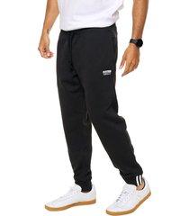 pantalón negro adidas f sweatp