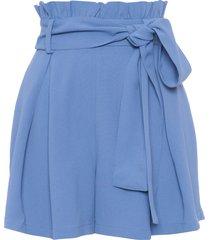 short feminino clochard - azul