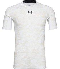 ua hg armour ss nov t-shirts short-sleeved vit under armour