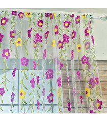 hot-sales-home-floral-tulle-voile-rome-window-curtains-drape-panel-sheer-scarf-v