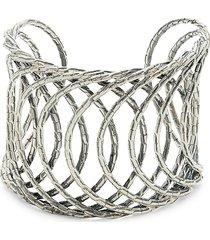 effy women's sterling silver cuff bracelet