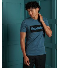 camiseta  para hombre cl canvas tee superdry