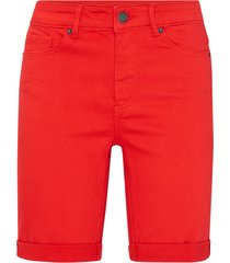 jeansshorts vmhot seven mr folding long shorts