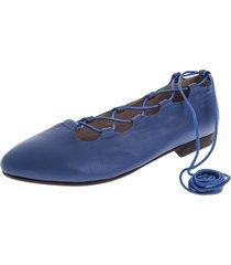 baleta azul bags n' ballerinas