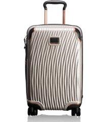 tumi latitude 22-inch international rolling carry-on -