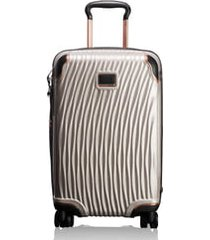 tumi latitude 22-inch international rolling carry-on -