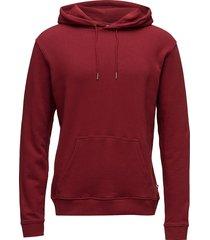 barrow hoodie 3334 hoodie trui rood nn07