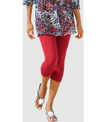 legging alba moda rood