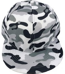 gorra gris fight for your right gorila visera plana gabardina