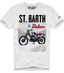 dakar style man t-shirt