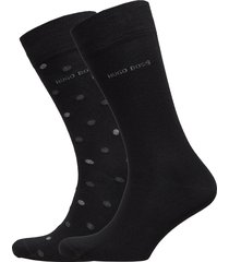 2p rs dot cc underwear socks regular socks svart boss