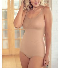 leonisa totally invisible complete bodysuit shaper