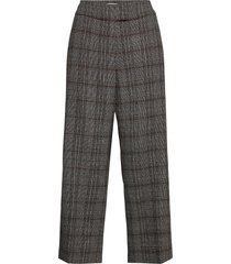 crop leisure trouser casual byxor grå gerry weber edition