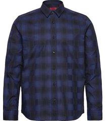 emero skjorta casual blå hugo