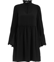 see by chloé embroidered midi dress