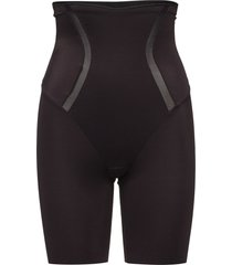 firm foundations lingerie shapewear bottoms svart maidenform