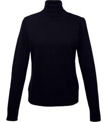 pullover dolcevita (nero) - bpc selection