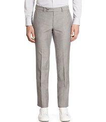 modern ford wool & linen pants