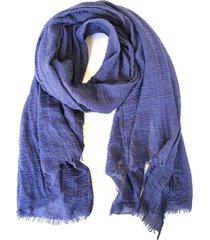 pañuelo liso azul i-d