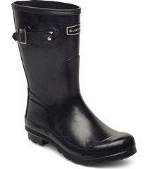 welly 10 regnstövlar skor svart lacrosse