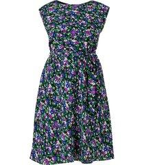 klänning vilodie-cap sleeve-casual dress