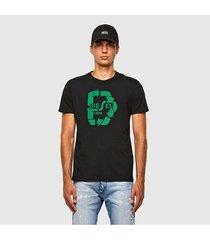 camiseta  para hombre t-diegos-n23 diesel